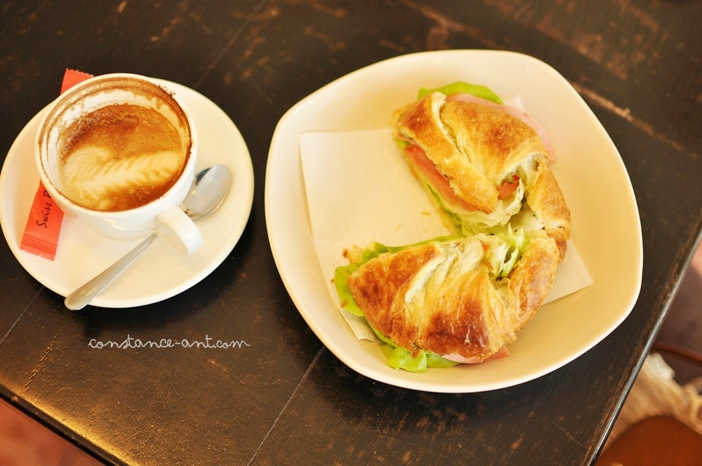 {Malacca} Khaki Coffee Bar @ Taman Melaka Raya