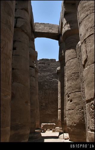 Courtyard of Rameses II