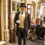 2014 - 08 - 07 - EOS 600D - Thomas the Tank Engine Day at Llangollen Railway - The Fat Controller - 017