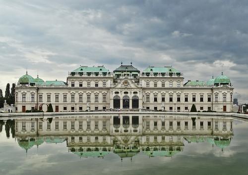 Vienna Upper Belvedere