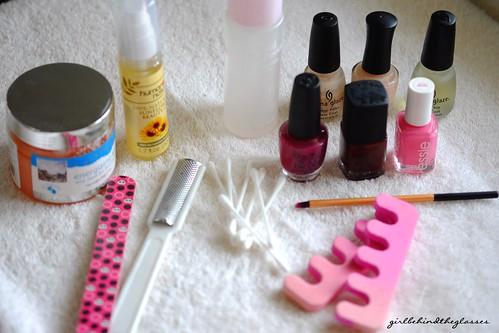 Julep Pedicure Challenge8