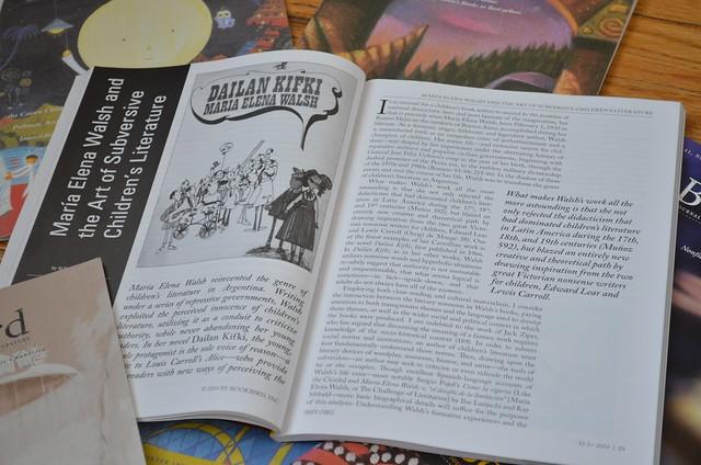 Article in Bookbird