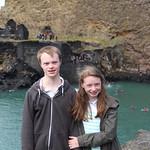 Jamie and Louisa Pembrokeshire 2014