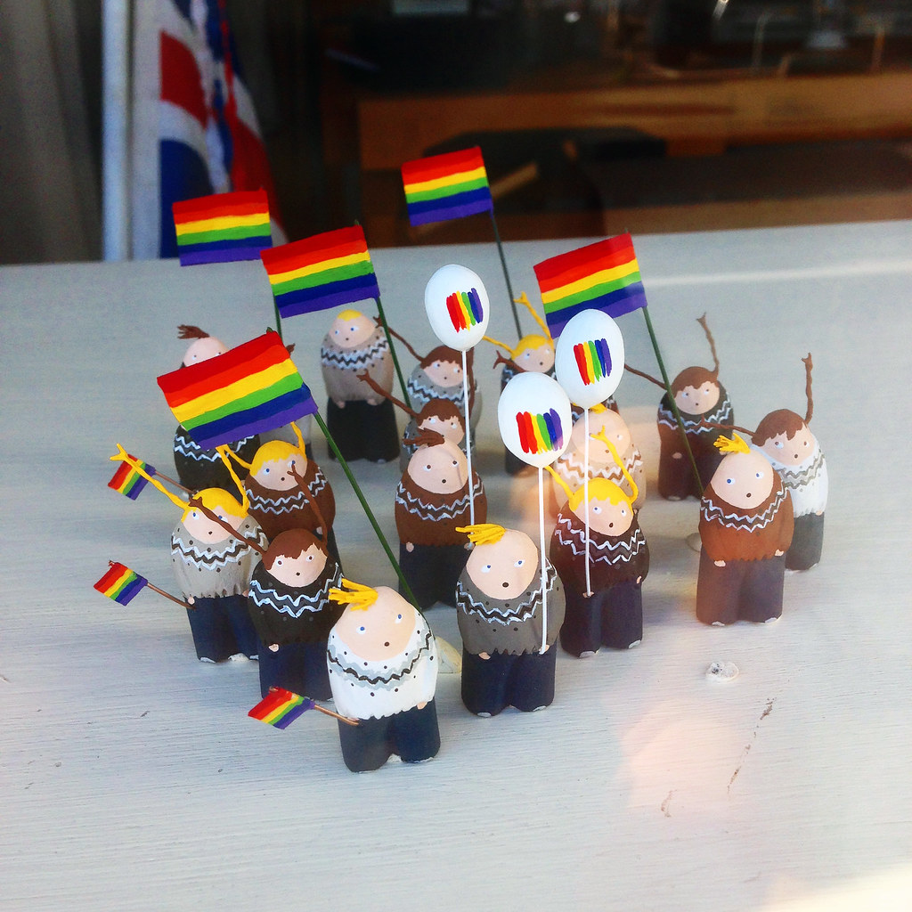 Mini Pride Parade