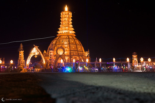 The Temple of Grace — Burning Man 2014