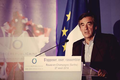 François Fillon - Rouez