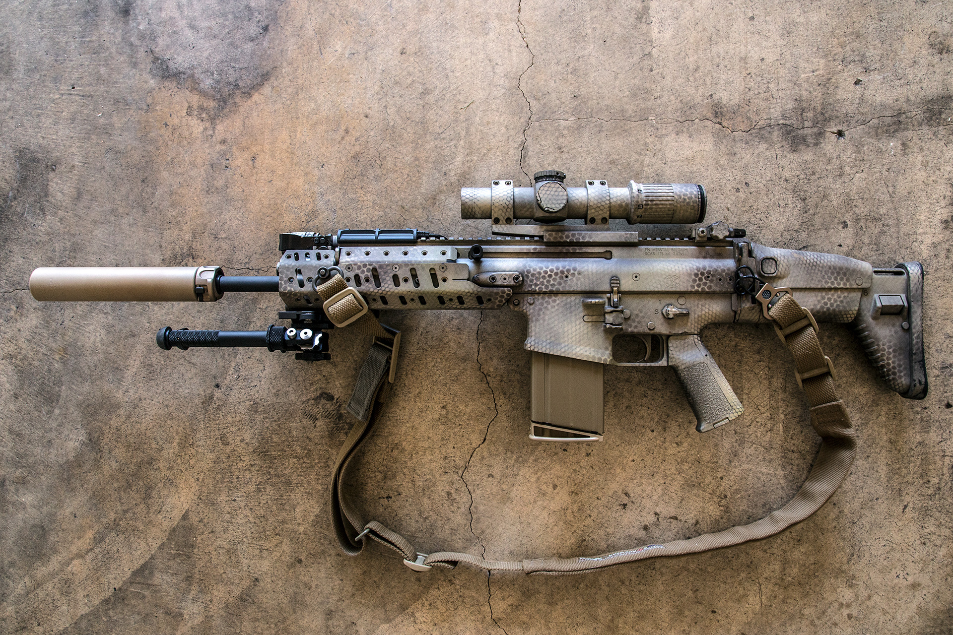 fn scar 16s accessories the image kid has it. Black Bedroom Furniture Sets. Home Design Ideas