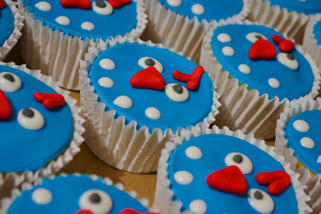 Galinha Pintadinha Doce Vida Cupcakes Delícias Flickr