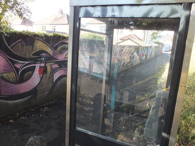 Best and Sinstars Living Colour street art
