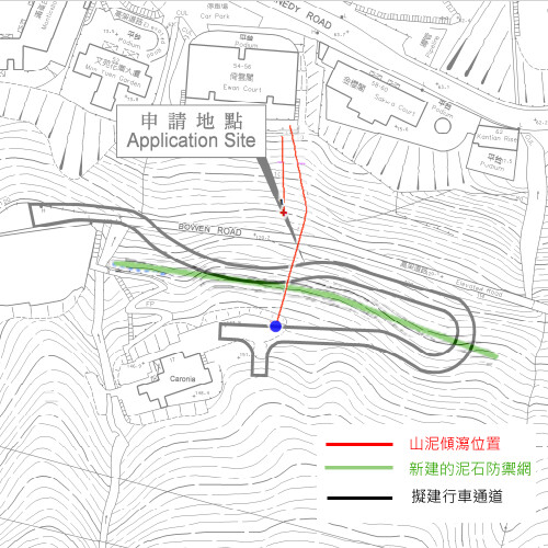 combine(landslide, road, barrier)