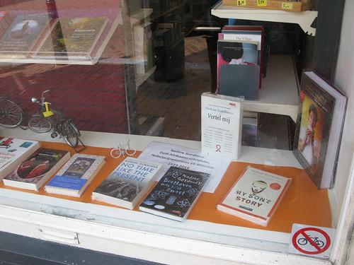 Amsterdam bookstores