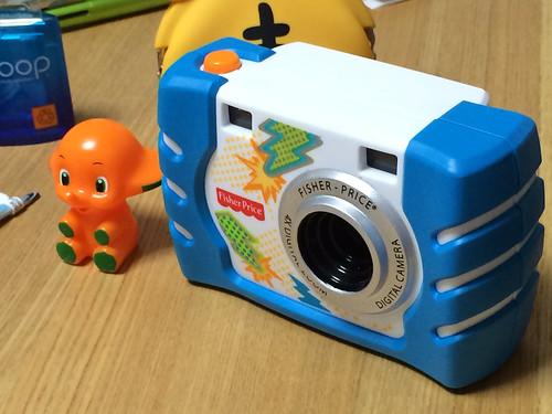キッズタフデジタルカメラ