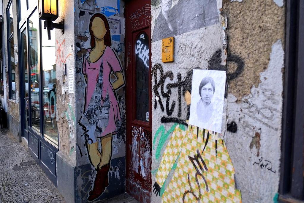 paste up | berlin . mitte