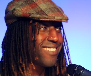 Kei Miller Jamaican Poet: Jazz Poetry Concert 2014