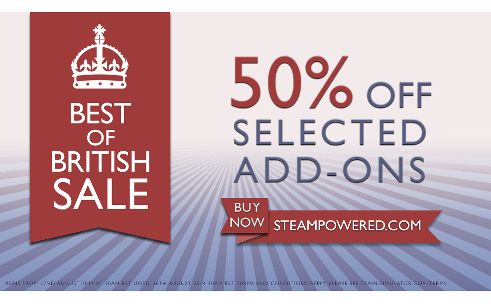 Best of British Summer Sale