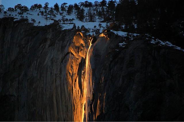 Horsetail, la cascada de fuego 15005577160_5be1e0cb6e_z