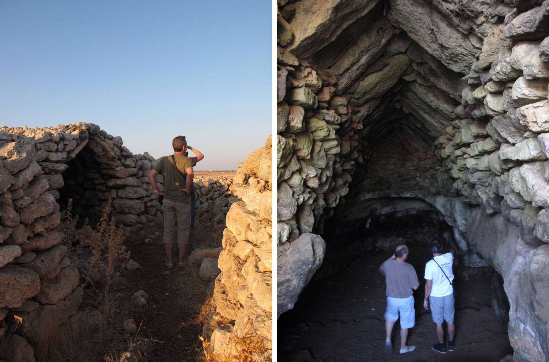reharq_Societat Històrico Arqueològica Martí i Bella_visita_Pont _patrimonio rural_cueva