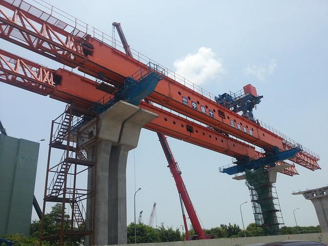 LRT Macau in Cotai