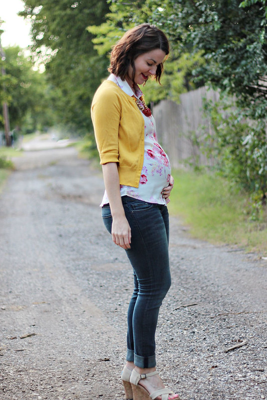 floral-blouse-yellow-sweater-3
