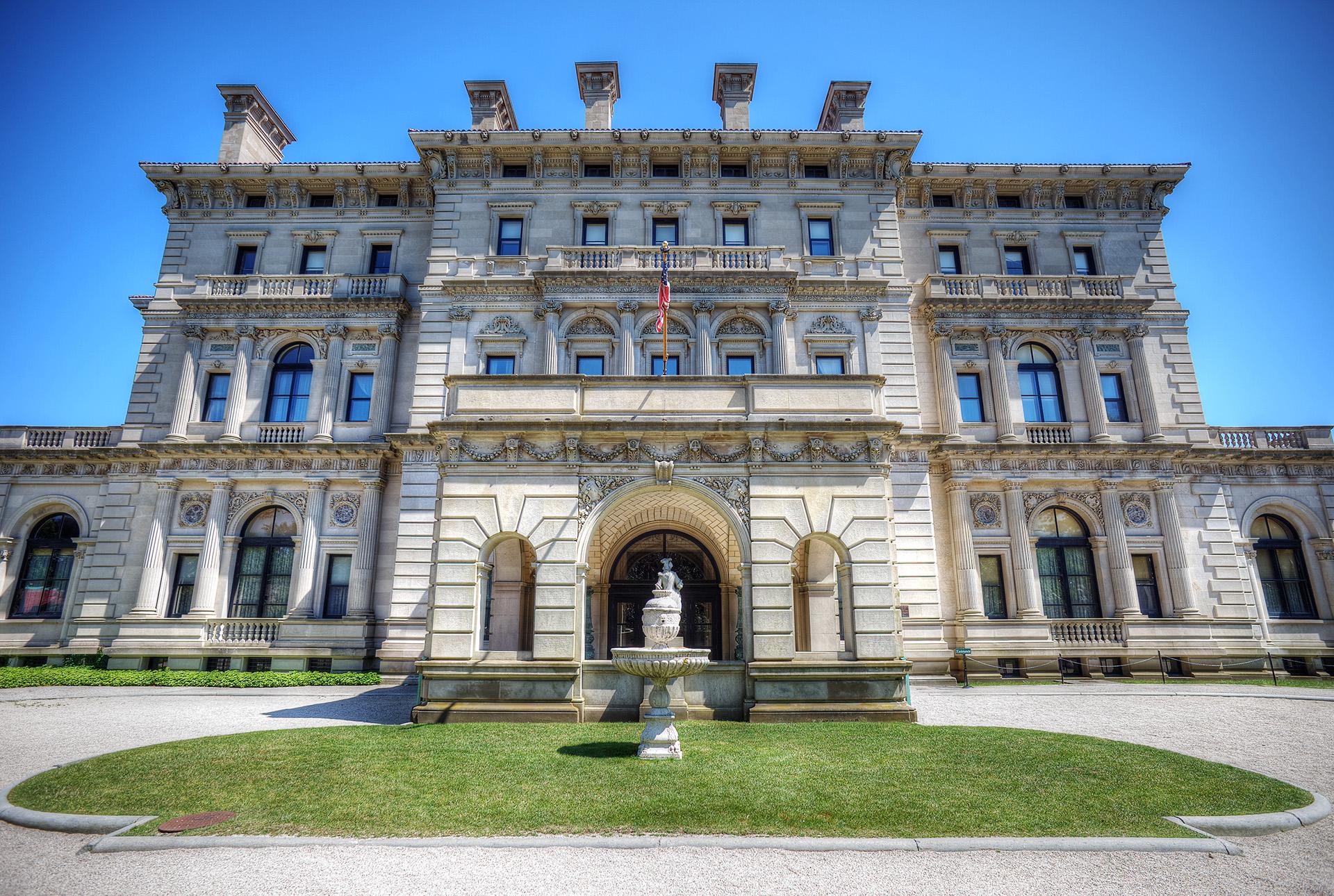 Milestones, Lavish Mansions and Burgers in Newport, Rhode Island