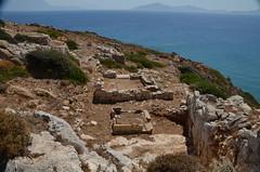 Ruins of an ancient city at Drakano