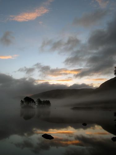 scotland lochossain