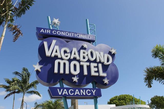 newly restored vagabond hotel flickr photo sharing. Black Bedroom Furniture Sets. Home Design Ideas