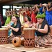 "Members of the Hawai'i Community College and UH Hilo Kauhale welcomed newly appointed UH President David Lassner with a kipaepae ceremony on August 26, 2014. For more photos: <a href=""https://www.flickr.com/photos/53092216@N07/sets/72157646943938985"">www.flickr.com/photos/53092216@N07/sets/72157646943938985</a>"