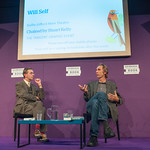Will Self talks to Stuart Kelly about his latest novel Shark |
