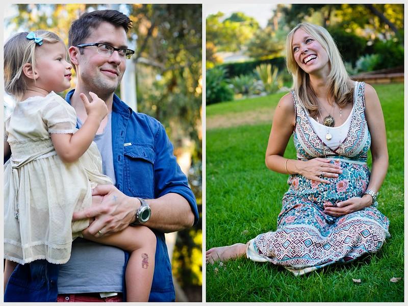 07-Glendale, CA: Maternity Shoot