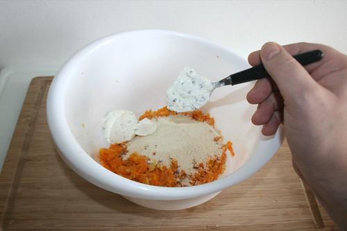 24 - Creme legere hinzugfügen / Add creme legere
