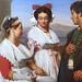 La demande en mariage (musée des beaux-arts, Angers) ©dalbera
