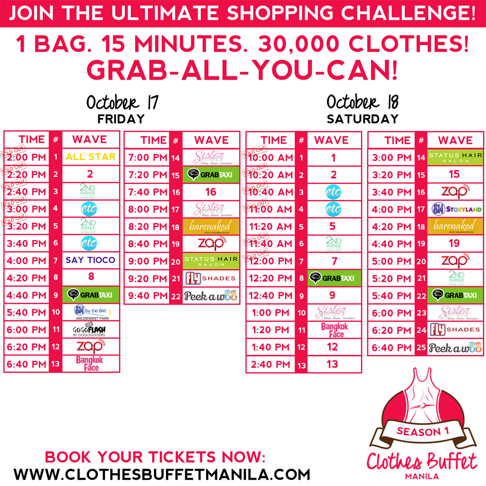 Ultimate Shopping Challenge 2