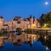 De Koppelpoort in Amersfoort, the Netherlands by Frans.Sellies