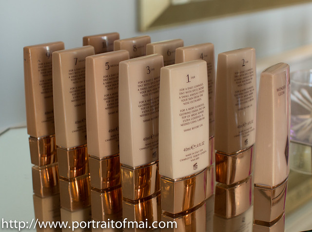 charlotte tilbury foundation photos