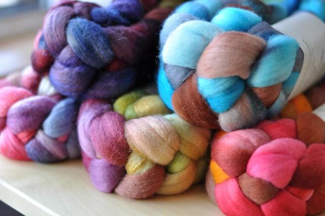 new fibres