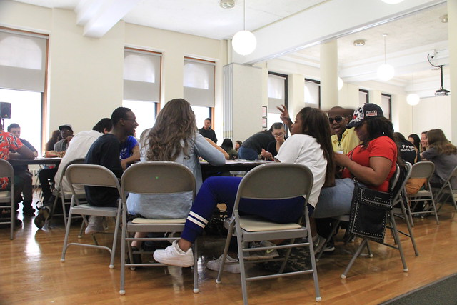 Restorative Justice at CivicSummer from Flickr via Wylio