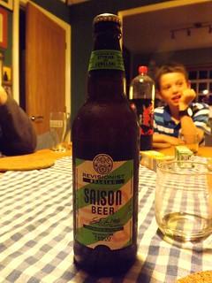 Marston's (Tesco), Revisionist Belgian Saison Beer, England