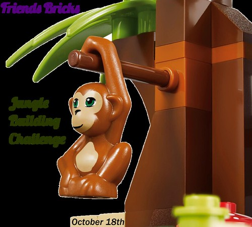Jungle Building Challenge ~ New deadline: October 18