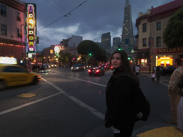 Maite, Columbus Avenue, San Francisco (2014)