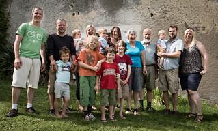V's Extended Family