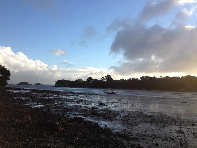 Lonely Boat | Waiheke Island