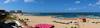 Herliza beach Israel
