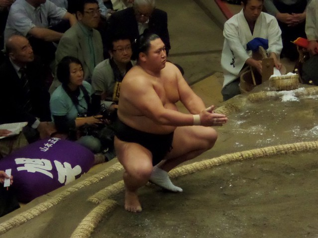Kyokutenho at 40 years old