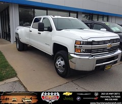 Congratulations to Anthony Wolf on your #Chevrolet #Silverado 3500Hd purchase from Dewayne  Aylor  at Four Stars Auto Ranch! #NewCar