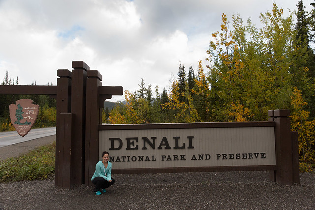 Saying goodbye to Denali National Part