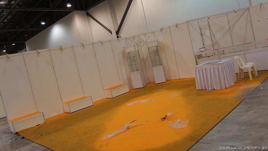 AFA 12 Culture Japan Booth