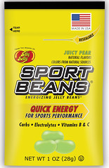 Sport Beans Juicy Pear.