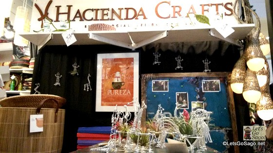 Hacienda Crafts Enhibitor