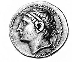 Cleomenes silver tetradrahm